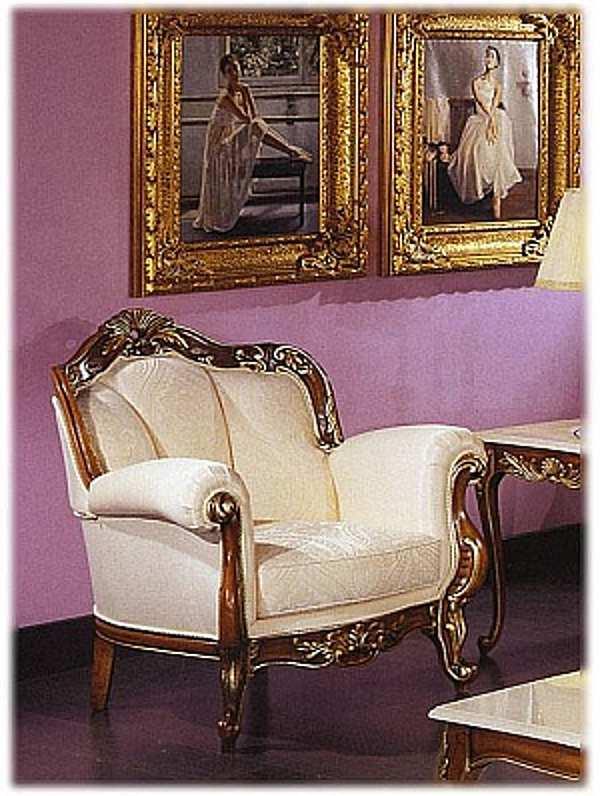 Кресло MIRANDOLA M831/P