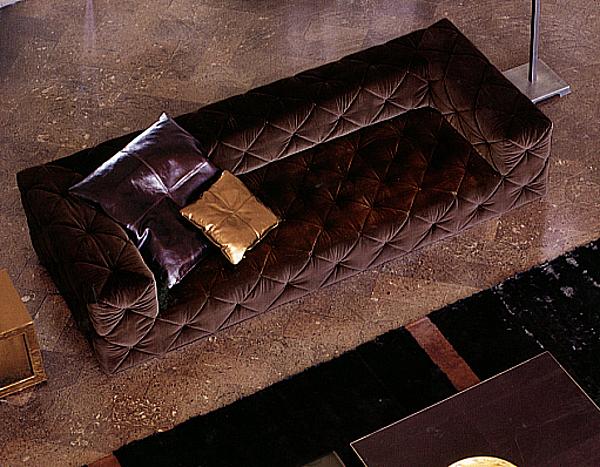 Диван LONGHI (F.LLI LONGHI) W 500 Collection Loveluxe
