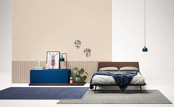 Кровать NOVAMOBILI L12390