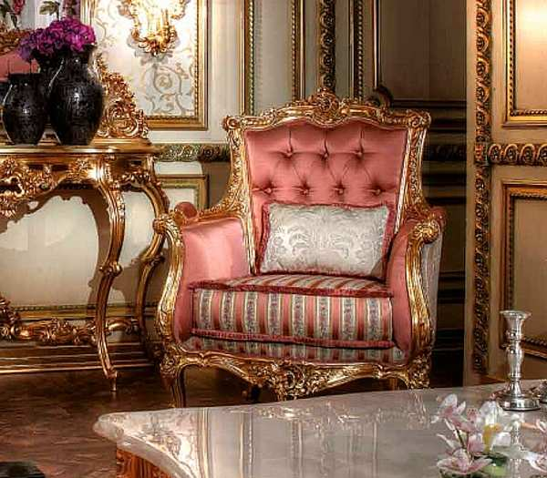 Кресло ASNAGHI INTERIORS IT3901 New classic collection