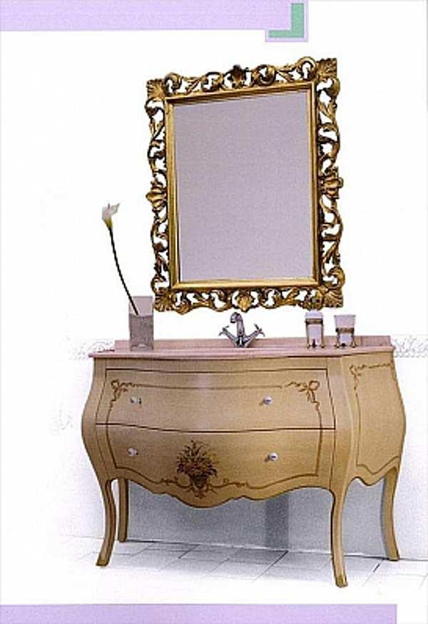 Зеркало GIULIA CASA EROFILO1/CORNICE-AD