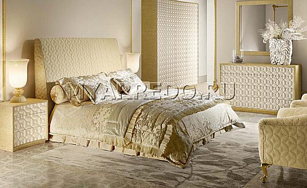 Кровать HALLEY art. 1122FAIMB