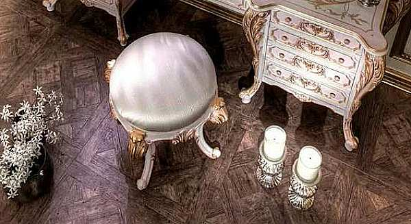 Пуф ASNAGHI INTERIORS IT1407 New classic collection