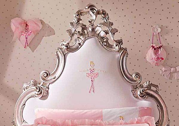 Кровать PIERMARIA heos/l con fascia massello