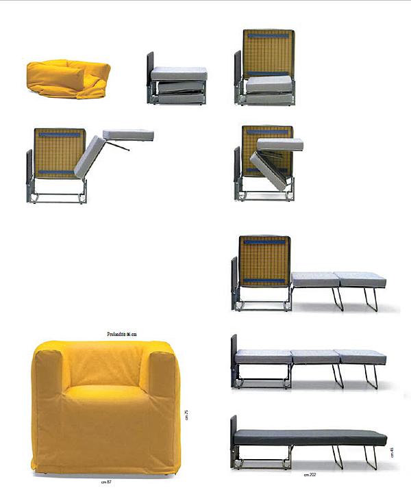 Кресло campeggi