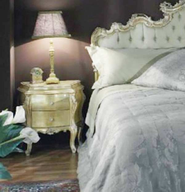 Тумбочка ASNAGHI INTERIORS IT4103 New classic collection