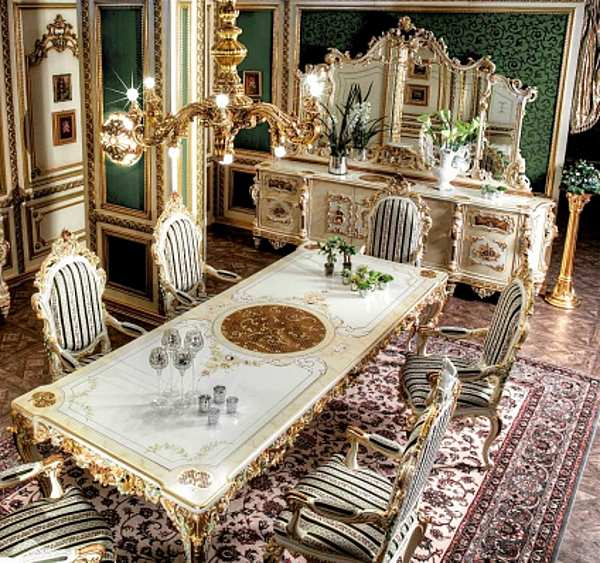 Стол ASNAGHI INTERIORS IT1901 New classic collection