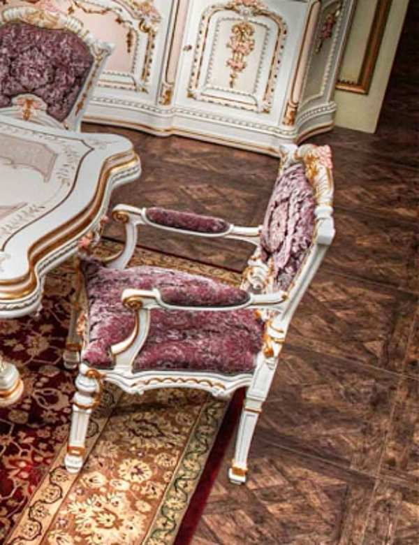 Стул ASNAGHI INTERIORS IT4003 New classic collection