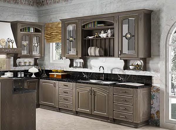 Кухня HOME CUCINE GOLD ELITE03