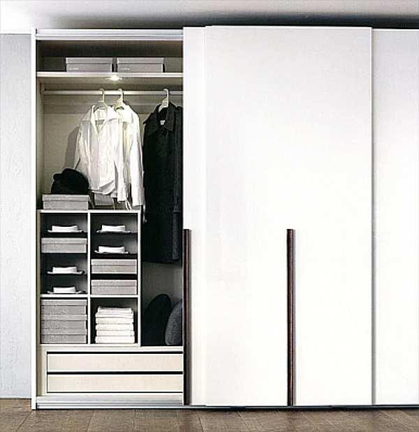 Шкаф OLIVIERI Basic + Lounge S327L4