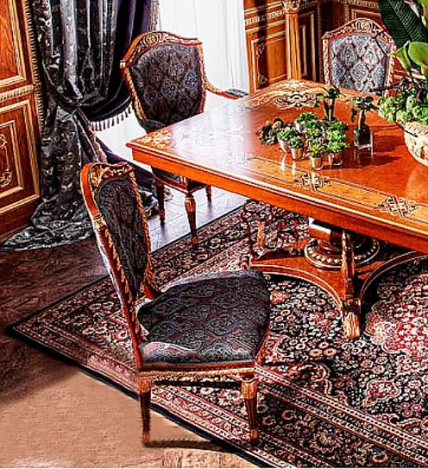 Стул ASNAGHI INTERIORS IT1202 New classic collection