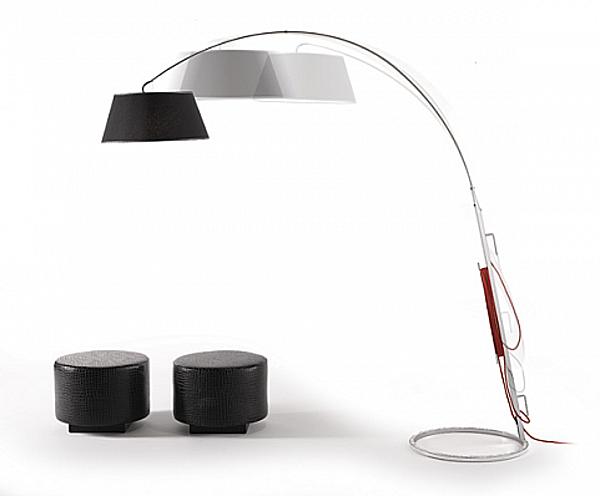 Напольная лампа ITALAMP 2211/C