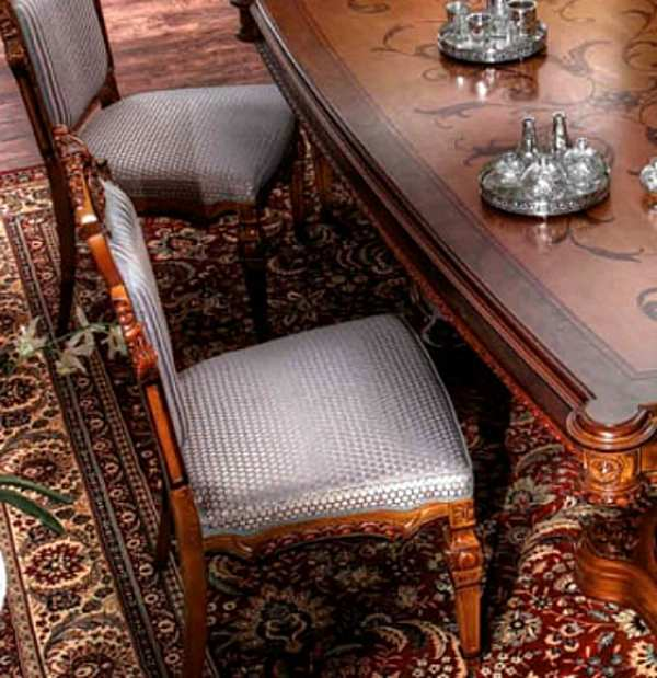 Стул ASNAGHI INTERIORS IT1702 New classic collection