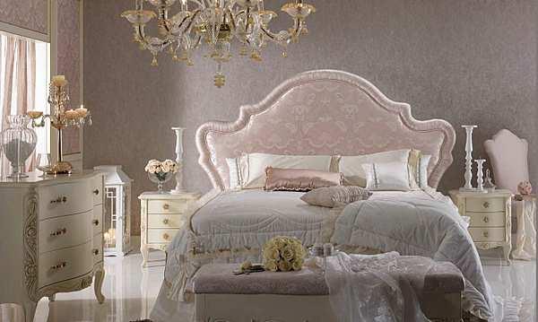 Кровать PIERMARIA rubino pannello Night collection