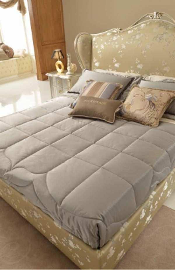 Кровать PIERMARIA silver