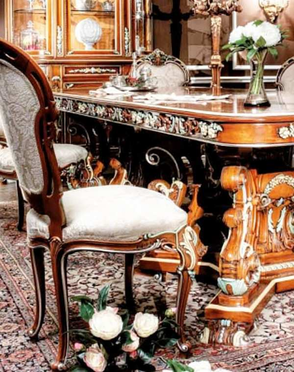 Стул ASNAGHI INTERIORS IT3402
