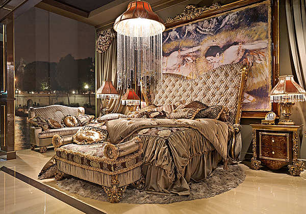 Кровать A.R.ARREDAMENTI SRL 1571 Celebrity