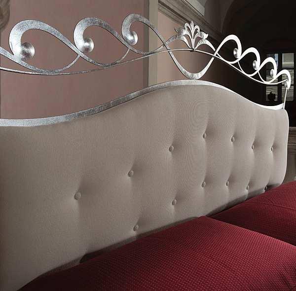 Кровать BAREL  CHARLOTTE 170.160.TG