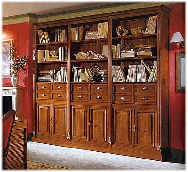 Книжный шкаф MIRANDOLA M488