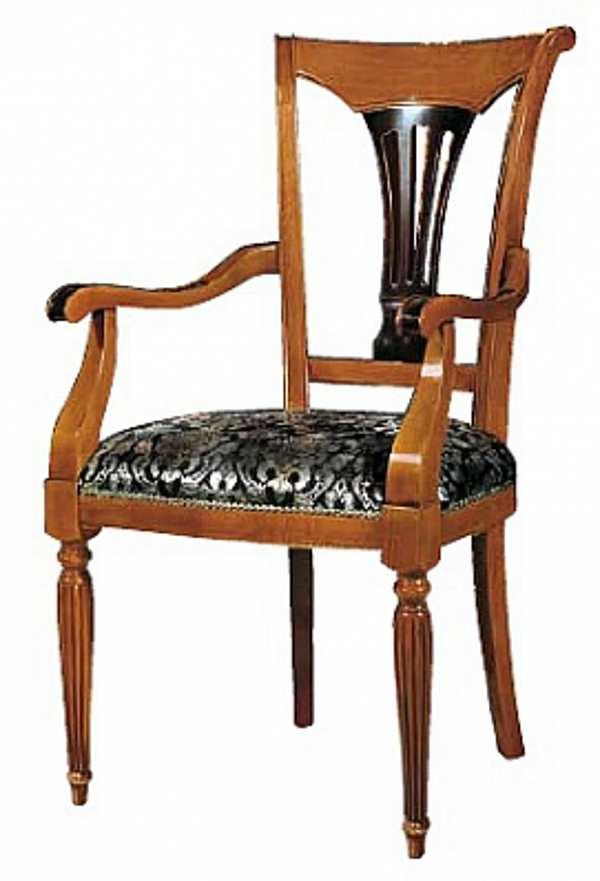"Стол и стулья, модель ""TAMARA "",фабрика Modenese Gastone"