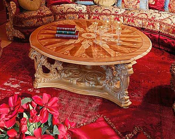 Стол журнальный ASNAGHI INTERIORS L22104 La boutique