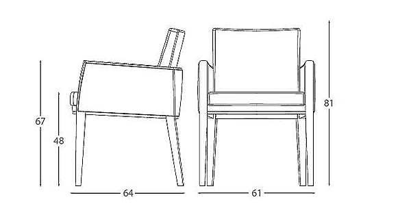Кресло MONTBEL 01831_1