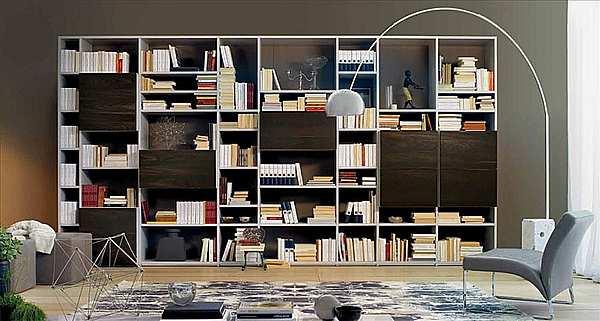 Книжный шкаф OLIVIERI С3 Cube 4