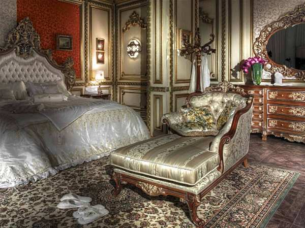 Кушетка ASNAGHI INTERIORS IT1107 New classic collection