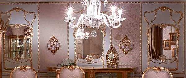 Зеркало ASNAGHI INTERIORS L21405 La boutique