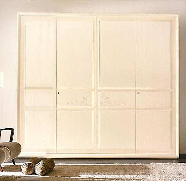 Шкаф BENEDETTI MOBILI CHORISIA - Quattro porte battenti con portale MERIDIANI