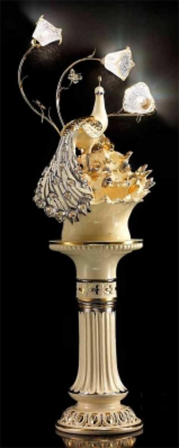 Напольная лампа LORENZON (F.LLI LORENZON) L.499/AVOPLF ARTE E CERAMICA