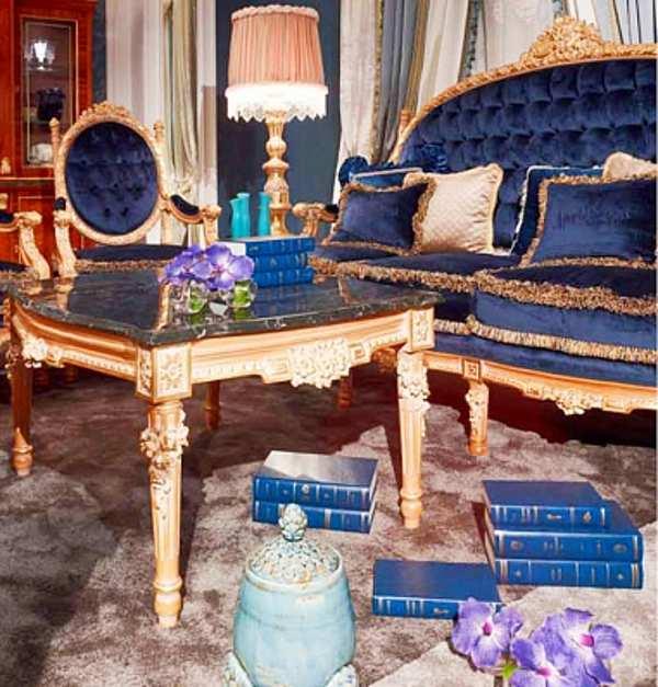 Стол журнальный ASNAGHI INTERIORS L13405 La boutique