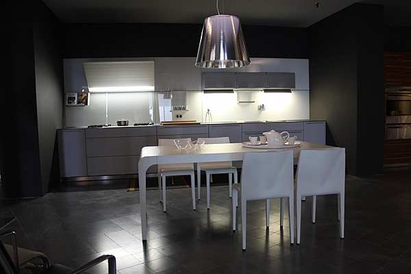 Кухня Bulthaup B3 laccato platino