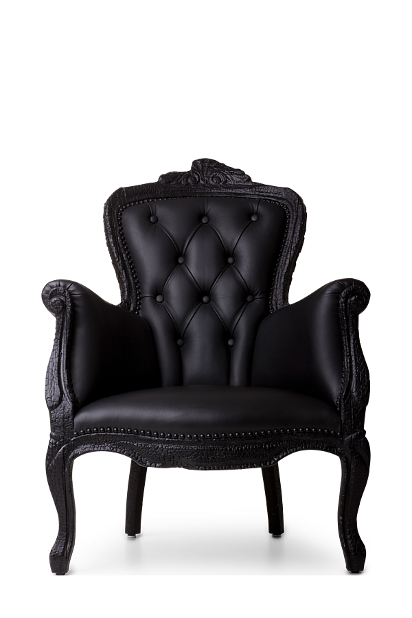 Кресло MOOOI Smoke Armchair MOSMKE-B---A