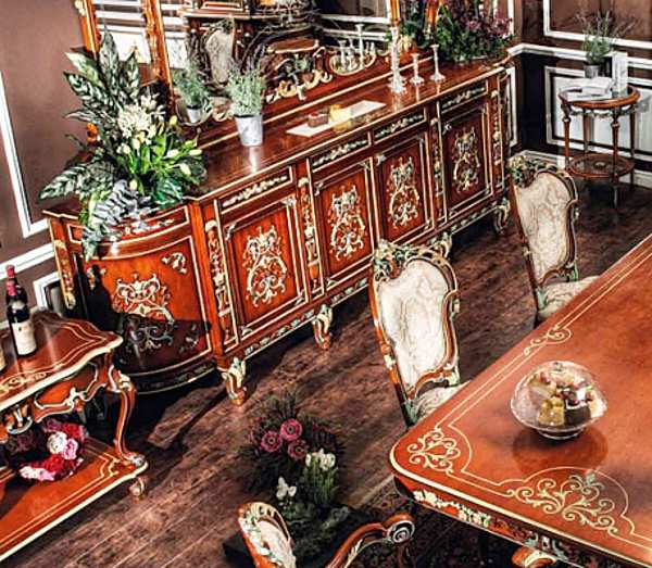 Комод ASNAGHI INTERIORS IT3405 New classic collection