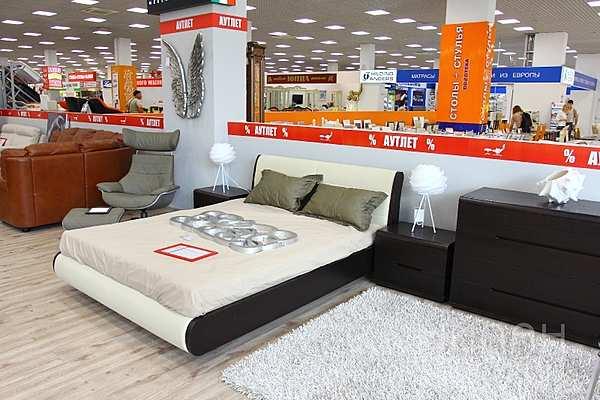 Кровать ALFA