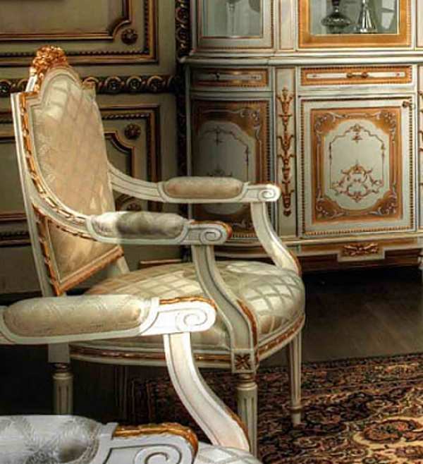 Стул ASNAGHI INTERIORS IT3603 New classic collection
