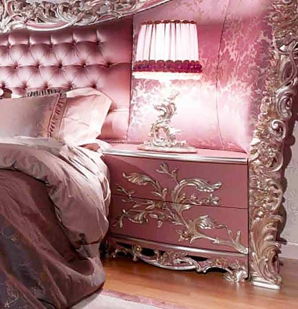 Кровать ASNAGHI INTERIORS L21801