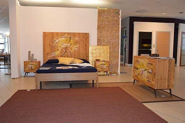 Спальня Falegnameria Italiana natural