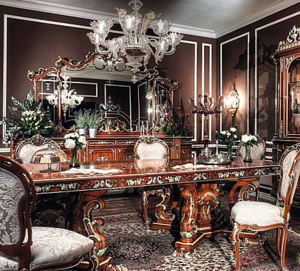 Стол ASNAGHI INTERIORS IT3401
