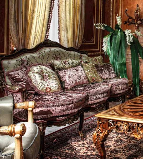 Диван ASNAGHI INTERIORS IT2403 New classic collection