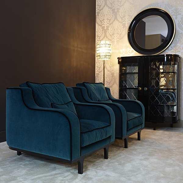 Кресло PATINA LC/S117 80 - LE CADRE POLTRONA