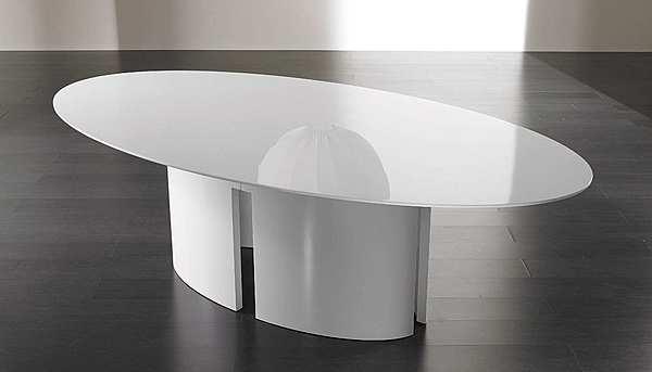 Стол MERIDIANI (CROSTI) Gong