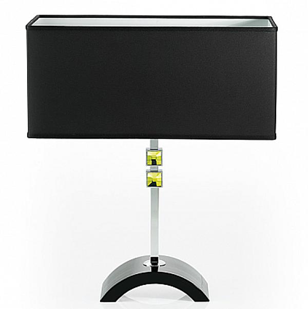 Настольная лампа ITALAMP 8004/LG Carre