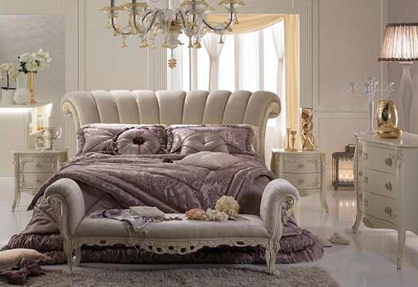 Кровать PIERMARIA etoile con fregio Night collection