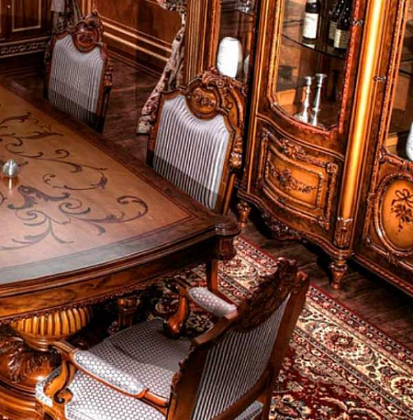 Стул ASNAGHI INTERIORS IT1703 New classic collection
