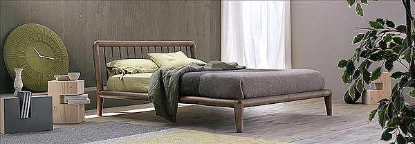 Кровать OLIVIERI Tube LE435 - N