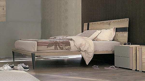 Кровать OLIVIERI Alvin LE420 - N Night Collection