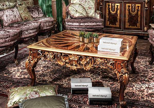 Стол журнальный ASNAGHI INTERIORS IT2404 New classic collection