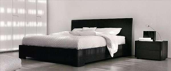 Кровать OLIVIERI Moon Low LE382-N